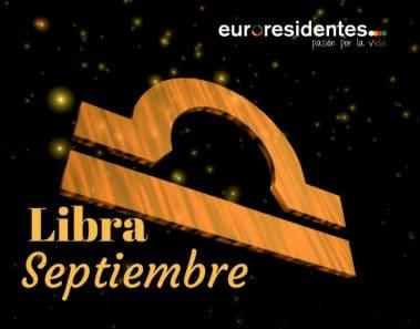 Horóscopo Libra Septiembre 2021