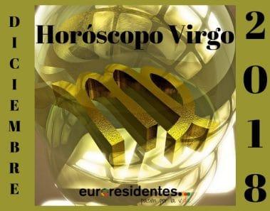 Horóscopo Virgo Diciembre 2018