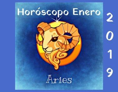 Horóscopo Aries Enero 2019