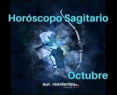 Horóscopo Sagitario Octubre 2018