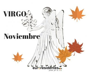 Horóscopo Virgo Noviembre 2020