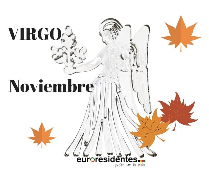 Horóscopo Virgo Noviembre 2019
