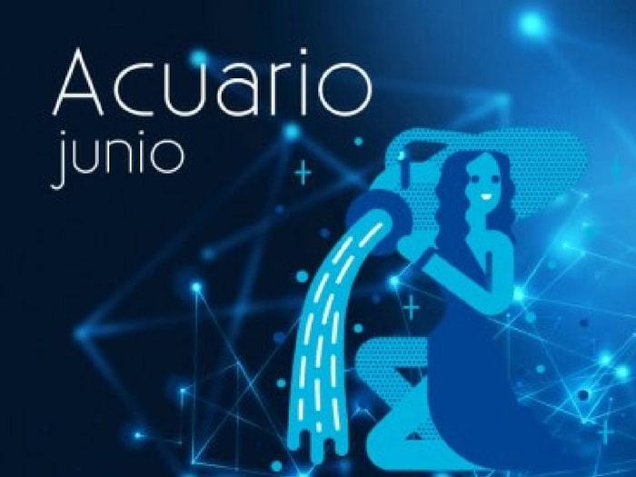 Horóscopo Acuario Junio 2019