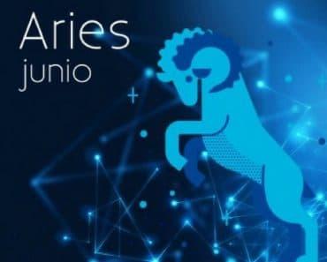Horóscopo Aries Junio 2019