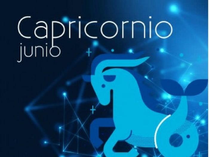 Horóscopo Capricornio Junio 2019