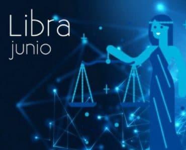 Horóscopo Libra Junio 2019