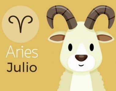 Horóscopo Aries Julio 2019