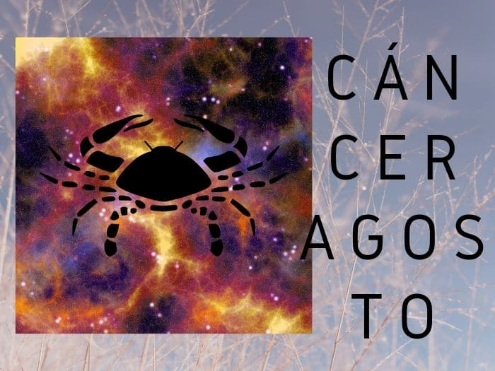 Horóscopo Cáncer Agosto 2019