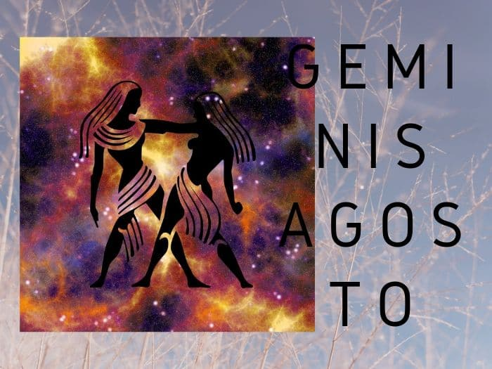 Horóscopo Géminis Agosto 2019