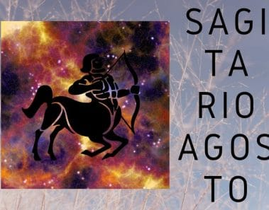 Horóscopo Sagitario Agosto 2019