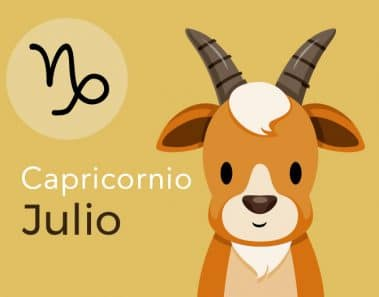 Horóscopo Capricornio Julio 2019