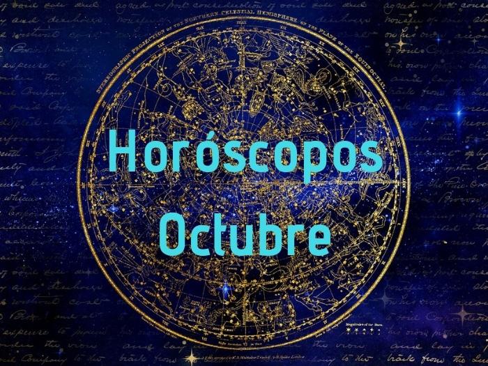 Horóscopos de Octubre