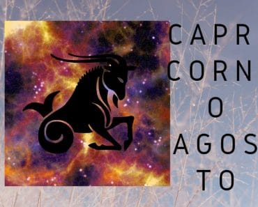 Horóscopo Capricornio Agosto 2019