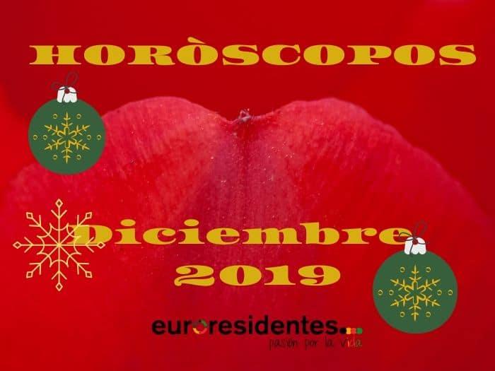 Horóscopos Diciembre 2019