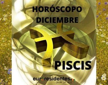 Horóscopo Piscis Diciembre 2019