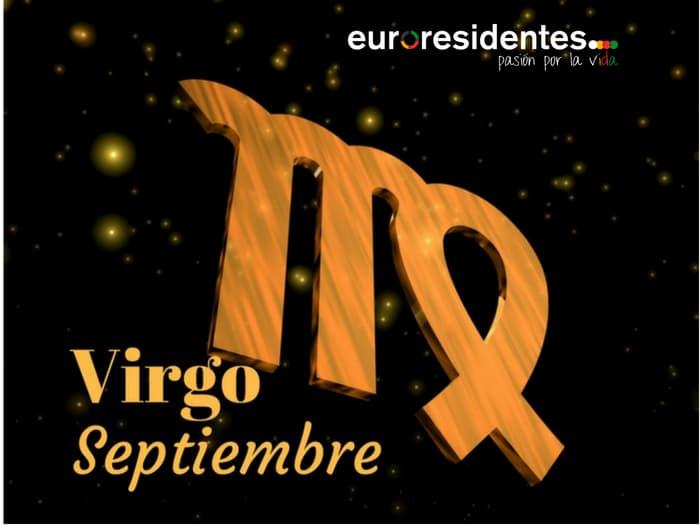 Horóscopo Virgo Septiembre 2019