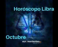 Horóscopo Libra Octubre 2021