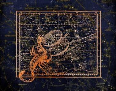 Horóscopo de Enero Escorpio
