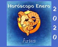 Horóscopo Aries Enero 2020