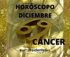 Horóscopo Cáncer Diciembre 2019