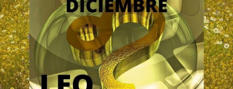Horóscopo Leo Diciembre 2020