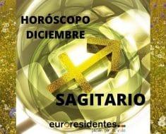 Horóscopo Sagitario Diciembre 2019