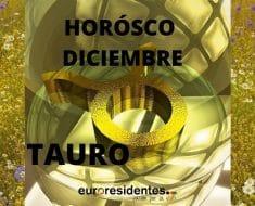 Horóscopo Tauro Diciembre 2020