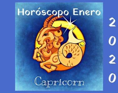Horóscopo Capricornio