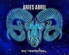 Horóscopo Aries Abril 2020