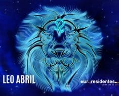 Horóscopo Leo Abril 2020