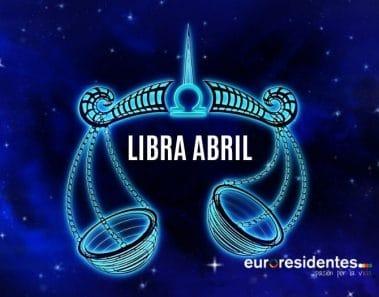 Horóscopo Libra Abril 2021