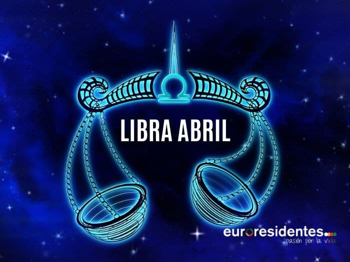 Horóscopo Libra Abril 2021