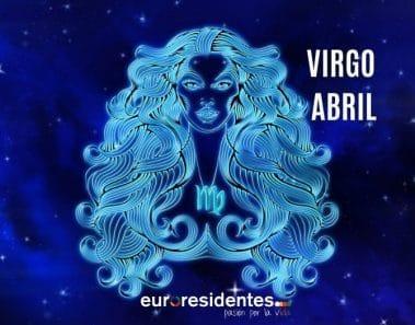 Horóscopo Virgo Abril 2021