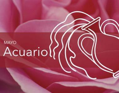 Horóscopo Acuario Mayo2021