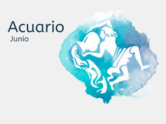 Horóscopo Acuario Junio 2020