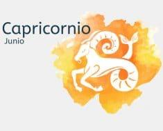 Horóscopo Capricornio Junio 2021