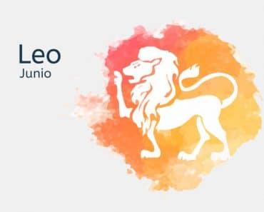 Horóscopo Leo junio 2021