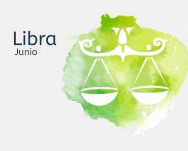 Horóscopo Libra Junio 2021