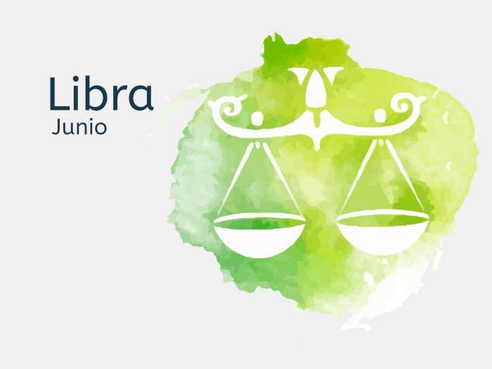 Horóscopo Libra Junio 2020