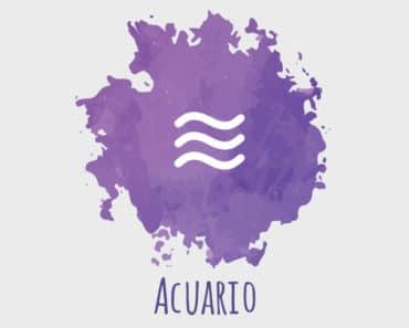 Acuario Julio 2020