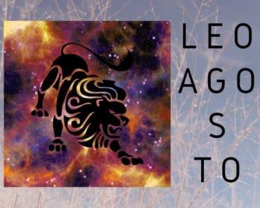 Horóscopo Leo Agosto 2020