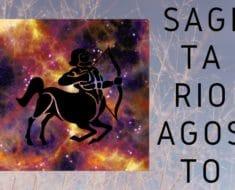 Horóscopo Sagitario Agosto 2020