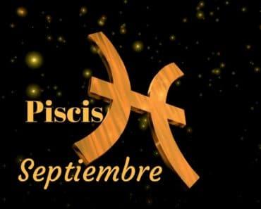 Horóscopo Piscis Septiembre 2020