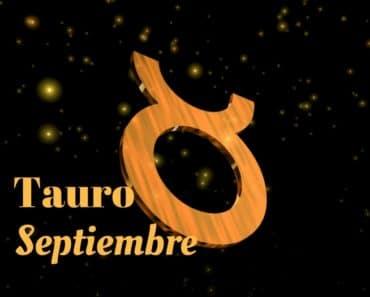 Horóscopo Tauro Septiembre 2020