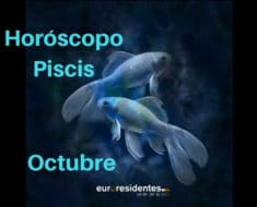 Horóscopo Piscis Octubre 2021