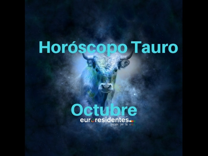 Horóscopo Tauro Octubre 2020