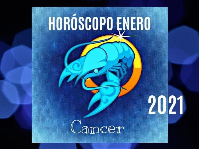 Horóscopo Cáncer Enero 2021 Horóscopo Mensual