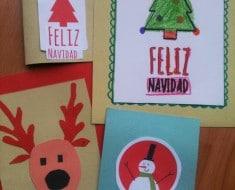 tarjetas_caseras_navidad