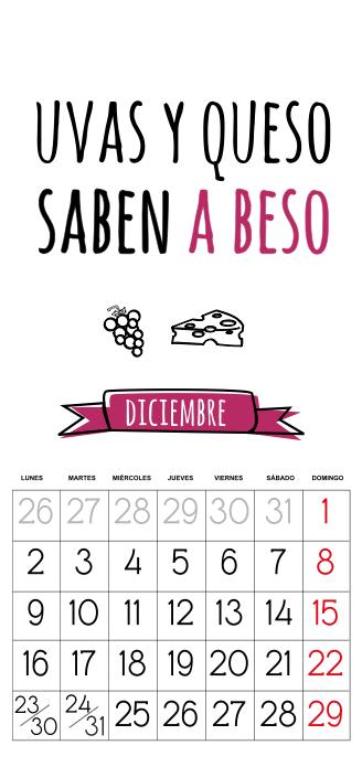 calendario 2013 gratis diciembre