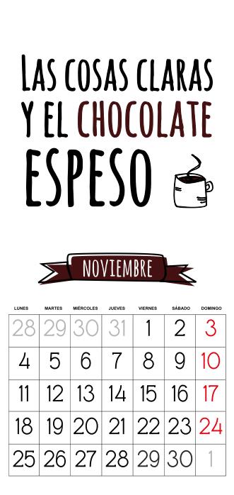 calendario 2013 gratis noviembre